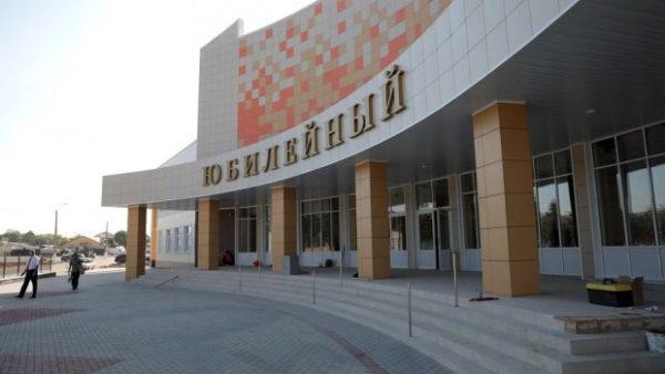 """Волгоградской области оказался Урюпинский театрально-досуговый центр """"Юбилейный""""."""